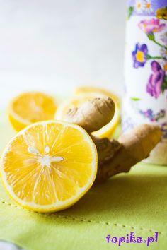imbir, cytryny, miód, nalewki, Orange, Fruit, Colours