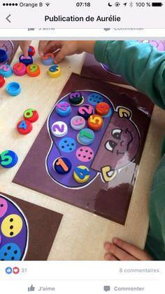 Math Games, Preschool Activities, Material Didático, Saint Nicolas, Preschool Math, Kids Education, Games For Kids, Kids And Parenting