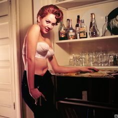 Colleen Farrington (born August 12, 1936 in Davisboro, GA) is an American model and nightclub singer. She is the mother of Academy Award-nominated actress Diane Lane. She was also Playboy magazine's Playmate of the Month for its October 1957 issue.