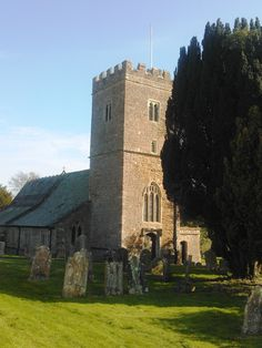 Several Lugg family members are buried here. Bury, Tower Bridge, Devon, Travel, Voyage, Berry, Viajes, Traveling, Trips