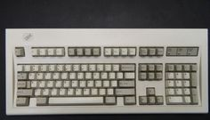 IBM-1391401-Clicky-Vintage-Keyboard-Model-M-101-Key-Tested