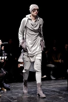 Paris Fashion Week | Boris Bidjan Saberi F/W 2013 | For-Tomorrow | Curated International Menswear, Books, Magazines and Objects
