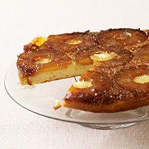 Five-Ingredient Pineapple Upside-Down Cake