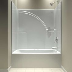 tub and shower surrounds one piece. Aquarius Tub And Shower Units  One Piece Why We Should Use Them Deep Combo Home Pinterest