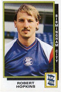 ROBERT HOPKINS Birmingham City (1986)