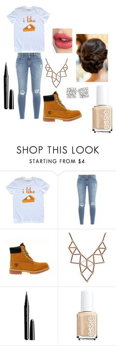 """Thanksgivng was yesterday"" by phoridavies on Polyvore featuring Frame Denim, Timberland, Chicnova Fashion, Marc Jacobs, Essie, Charlotte Tilbury and thanksgiving"