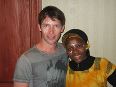 famous! James Blunt being moyo'fied