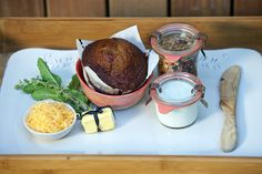 Twice Guest House: Twice Breakfast - an out of this continent continental breakfast. Menus change on a daily basis. (Bed and Breakfast in Stellenbosch South Africa). Continental Breakfast, Creature Comforts, Big Houses, Bed And Breakfast, South Africa, Brunch, Change, Food, Comforters