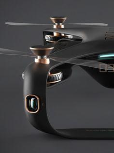 Drones sketch & drohnen skizze & c