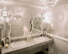 Believe it or not this is a restaurant bathroom!