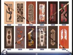 Decorative Door Paper Supplier Blue Sign Print Paper , Ahmedabad
