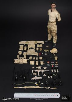 onesixthscalepictures: DAM Toys DEVGRU Operation Neptune Spear : Latest product news for 1/6 scale figures (12 inch collectibles) from Sides...