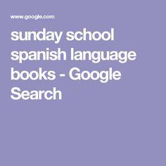 sunday school spanish language books - Google Search
