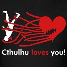 Cthulhu-Lovecraft-Fanshop for US Lovecraft Cthulhu, Hp Lovecraft, Cthulhu Art, La Sombra Sobre Innsmouth, Lovecraftian Horror, Call Of Cthulhu, Love Days, Old Ones, Dark Ages