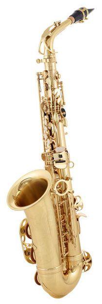 Startone SAS-75 Alto Saxophone - Thomann www.thomann.de #sax #brass #saxophone #gold #golden #gear #wind #instruments