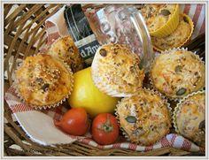 La Cocina de los inventos: Muffins de Jamón cocido y Queso Old Amsterdam