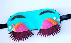 Sleeping mask just like the one from Breakfast at Tiffany's.  SUPER cute!