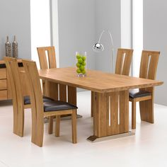 Dinning Table Design, Wooden Dining Table Designs, Wooden Dining Tables, Dining Table Chairs, Dining Room Furniture, Wood Furniture, Cheap Dining Tables, Glass Dining Table, Dining Table In Kitchen