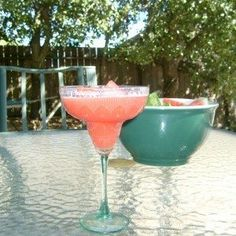 4th of July Watermelon Cocktail
