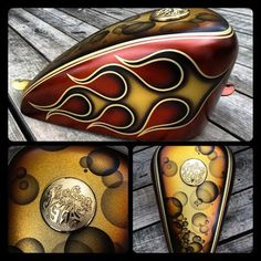 Sportster Tank Art - Page 11 - The Sportster and Buell Motorcycle Forum