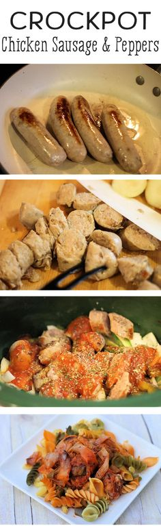 Crockpot Chicken Sau