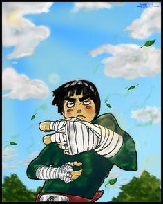 ~Rock Lee - Zui Quan/Drunken Fist~ One of the best fight scenes! Naruto Art, Naruto Uzumaki, Anime Naruto, Itachi, Shikamaru, Naruto Grown Up, Goku, Rock Lee Naruto, Hip Hop Art