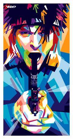 .: Kurt Cobain