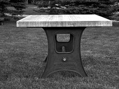 Steel wood furniture hamilton ontario real mccoy 048
