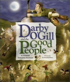 Darby O'Gill and the good people by Herminie Templeton Kavanagh | LibraryThing