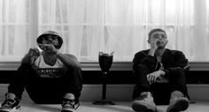 Video: Bridge ft. ScHoolboy Q – Roll My Weed- http://getmybuzzup.com/wp-content/uploads/2014/10/bridge1.jpg- http://getmybuzzup.com/bridge-ft-schoolboy-q-roll-my/- By Sherman After giving us the single yesterday Bridge wastes no time in releasing the visuals for the lead single from his forthcoming/still untitled EP.      Share On Twitter    …read more Let us know what you think in the comment area below. Liked this post? Subscribe to my RSS feed and...- #Bridge, #Sch