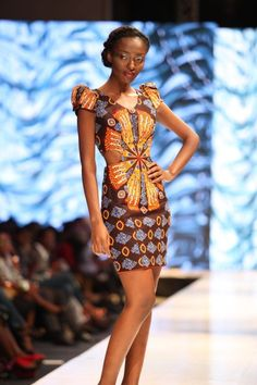 Glitz Africa Fashion Week 2013 Ogodor -