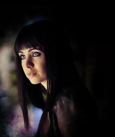 Katrina's eyes by Survivor99