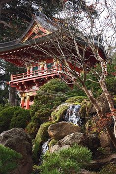 japanese tea garden by Sam Scholes, via Flickr