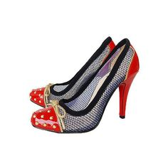 Our official store of Red Pointed Toe High Pumps will give you the lowest price!