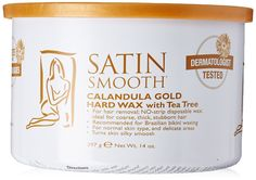 Satin Smooth is the top choice for waxing salons