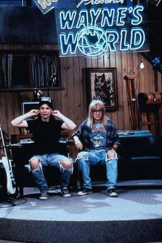 Waynes World (1992)