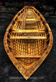 Traditional Irish Currach | Flickr - Photo Sharing!