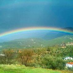 Estrenamos mes de #junio con esta imagen tomada ayer en #Tus que nos ha hecho llegar Carlos García. #eltiempo #valledetus #sierradelsegura