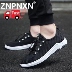 Rp.174835.00 ZNPNXN Sneakers Sepatu Untuk Pria Pria Sepatu Olahraga Outdoor Sepatu  Lari Mode 821dfd74b3