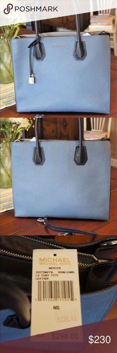 d3eb5dd5c94 michael kors mercer large handbag. Brand new with tag Michael Kors Bags  Satchels Large Handbags