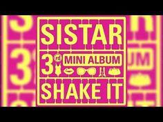 [INSTRUMENTAL] SISTAR - Shake It (Ver. 2)