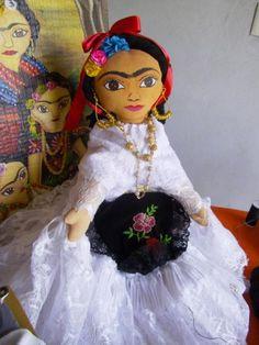 Keşke Benim De Olsa Dedirten 23 Frida Bebeği