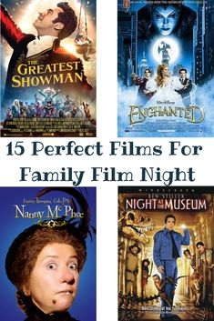 night film 15 Perfect Films For Family Film Night - The Reading Residence Kid Movies, Netflix Movies, Comedy Movies, Movie Tv, Good Kids Movies, Best Movies For Teenagers, Classic Movies For Kids, Children Movies, Movie To Watch List