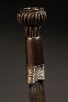 Grasslands Prestige Sword in Scabbard, Bamum, Bamileke, Tikar :: ERTribal The Prestige, Wood Sculpture, Tribal Art, Small Groups, Sword, Photography, Guns, Photograph, Fotografie