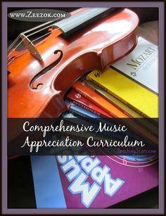 Zeezok Music Appreciation Curriculum