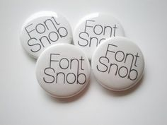 I would proudly wear this somewhere full of people who would ask, what's a font? Fat idiots.