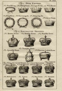 chart my crowns
