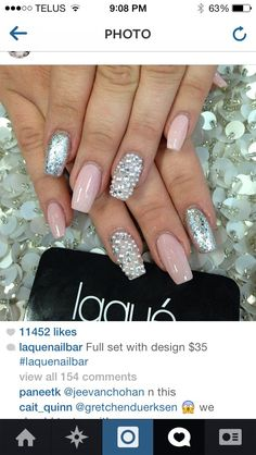 acrylic coffin nails - Google Search