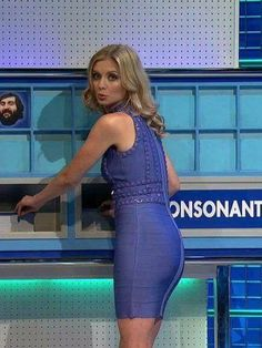 """Spank me, please. Rachel Riley Bikini, Rachel Riley Legs, Celebrity Boots, Celebrity Style, Girl Celebrities, Celebs, Kate Middleton Bikini, Racheal Riley, Tv Girls"