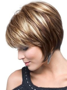 short layered bob hairstyles for fine hair : Hair Style Girls Layered Bob Hairstyles, Short Hairstyles For Women, Cute Hairstyles, Straight Hairstyles, Bob Haircuts, Hairstyle Ideas, Hairstyles 2016, Textured Hairstyles, Hair Ideas
